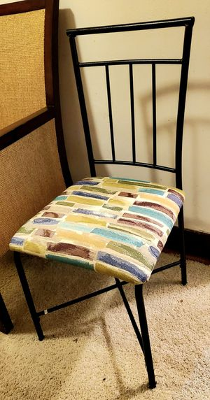Two Reupholstered Chairs for Sale in Appleton, WI