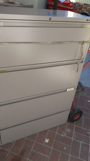 Filing cabinet 4 drawer by evolve for Sale in Bellflower, CA