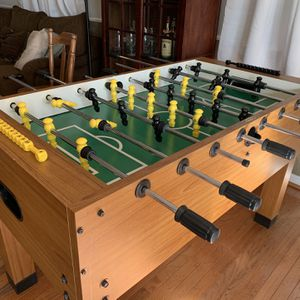 Halex Foosball Table for Sale in Olney, MD