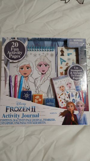 New Frozen Activity Journal for Sale in Chula Vista, CA