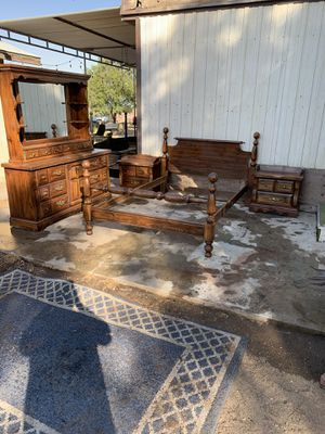 Full size bed for Sale in Perris, CA