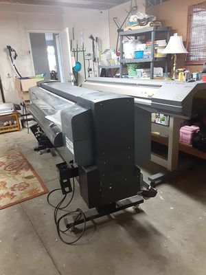 HP and Roland Design Jet Printers for Sale in Menifee, CA