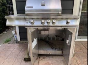 Stainless steel Grill with brand new spatula for Sale in Redmond, WA