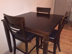 Mahogany Dining Table for Sale in Nashville, TN