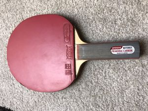 Butterfly Primorac Carbon, pro table tennis racket. for Sale in Los Angeles, CA