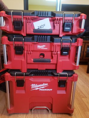 Millwaukee packout for Sale in Las Vegas, NV