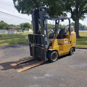 CAT GC45KS1 Forklift LPG 10K SS 3S $12,000 obo for Sale in Houston, TX