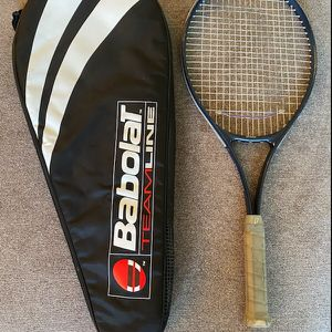 Prince tennis racket W/ Case And balls for Sale in Seattle, WA