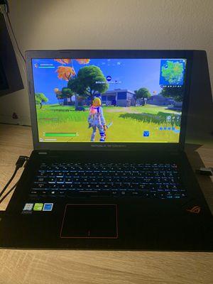 Laptop gaming asus rog strix for Sale in Colorado Springs, CO