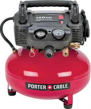 Porter and cable air compressor 8 gal for Sale in Salt Lake City, UT