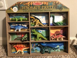 Melissa & Doug Dinosaur Party for Sale in Brunswick, OH