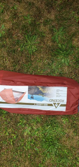 4 Person tent for Sale in Yelm, WA