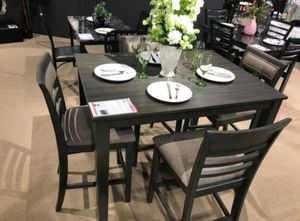 Counter height table set for Sale in Los Angeles, CA