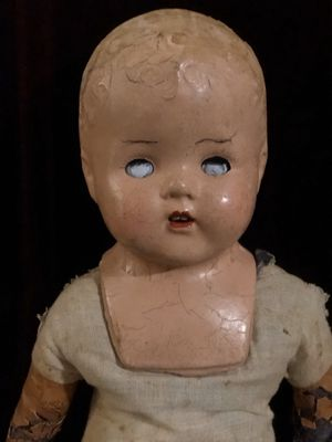 Creepy Antique Doll for Sale in Charlotte, NC