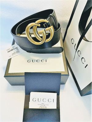 Gucci women's belt sz 80eur fits waist 30, 28 for Sale in Arlington, TX