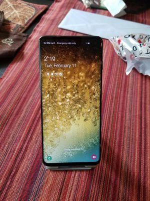 Samsung Galaxy s 10 plus for Sale in West Palm Beach, FL