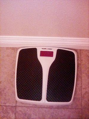Bathroom Scale - works- $5 for Sale in Wildomar, CA