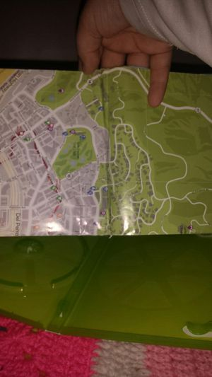 Gta 5 map for Sale in Fitzgerald, GA