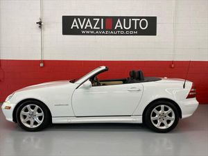 2001 Mercedes-Benz Slk-Class for Sale in GAITHERSBURG, MD