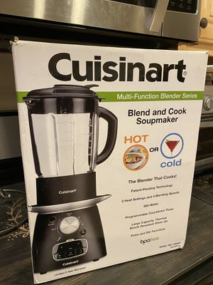 NEW Cuisinart Blend and Cook Soupmaker for Sale in Claremont, CA