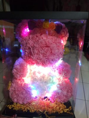 New light up unicorn /bear made out of foam bears for Sale in Fresno, CA