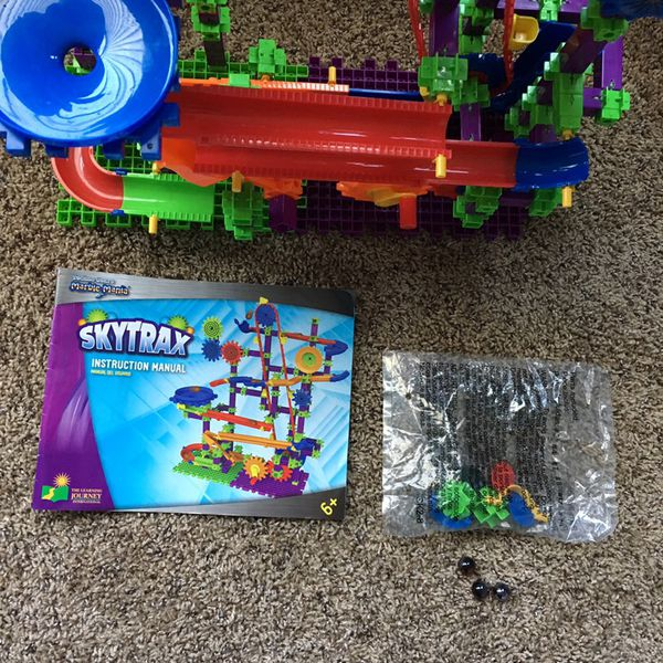 Skytrax Marble Mania Gears Toy For Sale In Chula Vista Ca