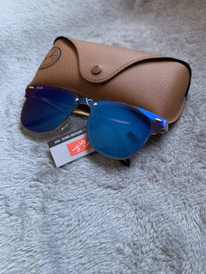 New Version Clubmasters Blue Sunglasses for Sale in ONIZUKA Air Force Base, CA
