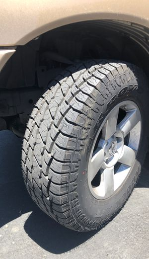 BRAND NEW TIRES 33s with 3 year warranty! for Sale in Temecula, CA