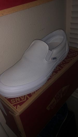 Vans Pro Slip-one for Sale in Hemet, CA