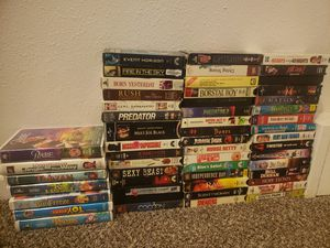 VHS movies for Sale in Eatonville, WA