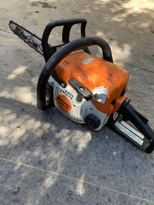 Stihl chainsaw for Sale in Highland, CA