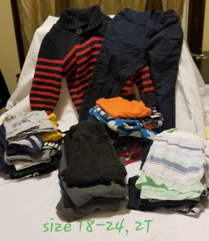 kid clothes for Sale in Woonsocket, RI