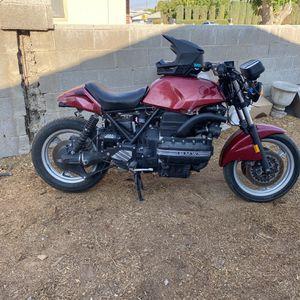 Bmw K1100 Project Cafe Racer 1993 for Sale in North Las Vegas, NV