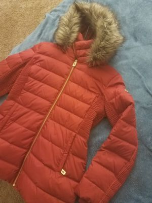 Michael Kors original red jacket for Sale in Brawley, CA