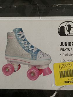 Girls roller skates size 1 new $30 for Sale in Glendale,  AZ