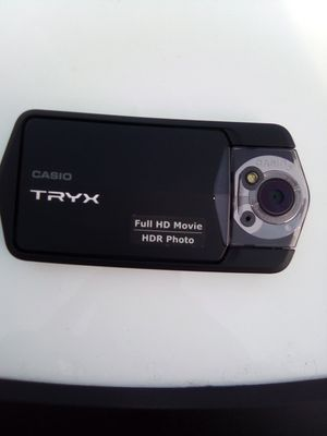 Tryx Casio Camera/Camcorder for Sale in South Gate, CA