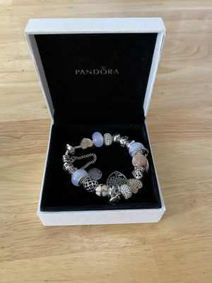 Pandora bracelet for Sale in San Diego, CA