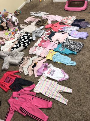 Baby girl clothes for Sale in Bowie, MD