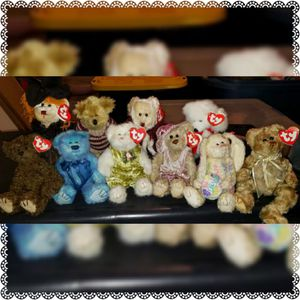 10 Excellent Condition Ty Attic Treasures Beanie Babies for Sale in Radcliff, KY