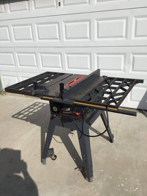 Craftsman table saw for Sale in San Diego, CA