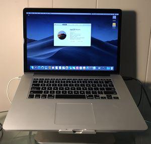 "2012 Loaded 15"" MacBook Pro Retina 2.3GHz i7, 8GB RAM, 250GB Flash for Sale in Cinnaminson, NJ"