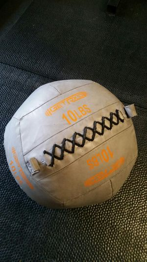 Get Rxd 10lb medicine ball for Sale in Houston, TX