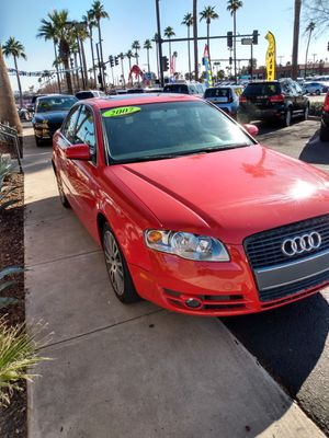 07 Audi A4 for Sale in Glendale, AZ