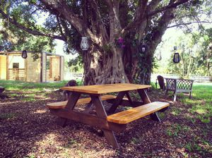 Picnic table outdoor patio furniture for Sale in Doral, FL