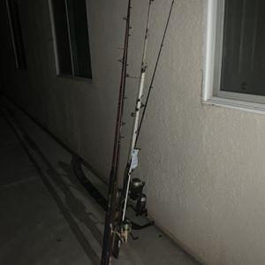Fishin Poles N Equipment for Sale in Rancho Cordova, CA
