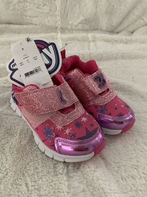 My Little Pony Toddler Girls Shoes Size 8 for Sale in Quincy, IL