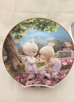 Precious Moments Collection 'Good Friends Are Forever' Plate for Sale in East Meadow, NY