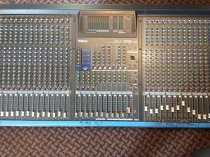 Yamaha 32/12 Channel Mixing Console for Sale in Bremerton, WA