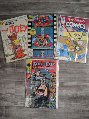 Collectible Comics for Sale in Fontana, CA