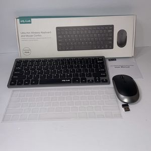 Ultra-Thin Wireless Keyboard And Mouse Combo for Sale in Redlands, CA